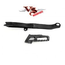 Polisport Chain Guide & Slider Kit HONDA CRF250R 14-17, CRF450R 13-16 BLACK