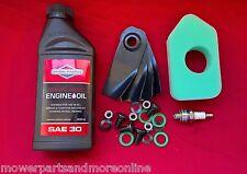"Masport 19"" Mower Service Kit, Blades 783310, Filter 698369, Spark Plug, Oil"