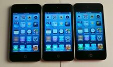 Apple iPod Touch 4th Generation 8Gb 16Gb 32Gb Black - Your Choice
