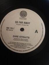 """Dire STRAITS """"così lontano"""" & Walk of Life"""" 1985 VERTIGO OZ 7"""" 45rpm. Rock. POP."""