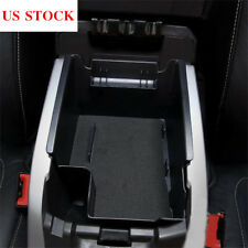 For Ford Escape 2013-2016 Armrest Storage Box Center Console Tray