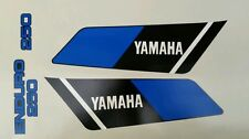 YAMAHA DT250MX  DT125MX DT175MX DT400MX  MODEL FULL PAINTWORK DECAL KIT