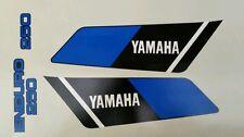 Yamaha DT250MX DT125MX DT175MX DT400MX modèle complet peinture decal Kit