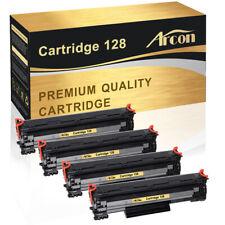 4 PK Toner Compatible for Canon CRG 128 imageCLASS MF4770n D530 D550 MF4880dw