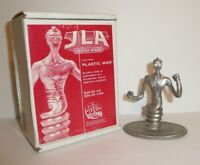 Plastic Man Justice League JLA Pewter Figure 2001 DC Comics DC Direct Metal
