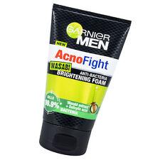 Foam Garnier Men Acne Face Brightening Fight Anti-Bacteria Wasabi Salicylic Acid