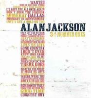 ALAN JACKSON - 34 NUMBER ONES NEW CD