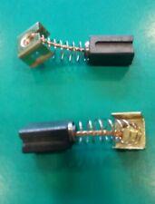 nr. 2 Carboncini spazzole motore per smerigliatrice Black & Decker CD115