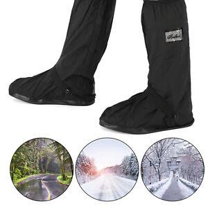 Regenschutz Wasserdicht Schuh Überzieher Überschuhe Schuhe Fahrrad Rutschfest DE