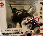 Thunder Tumbler Remote Control by Sharper Image 360 Degree Spinning Car Black