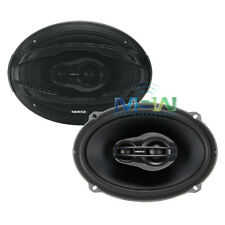 "*NEW* HERTZ MPX 690.3 PRO 260W MAX 6""X9"" 4-OHM THREE WAY COAXIAL SPEAKER SYSTEM"