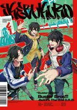 Hypnosis Mic Division Rap Battle CD Ikebukuro Division Buster Bros!!! Japanese
