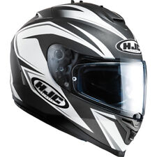HJC Is-17 Osiris Full Face DVS Motorbike Motorcycle Helmet Fiberglass Black XL