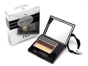 Dior Twist 3 Compact Eyeshadows 770 Mystery New In Box