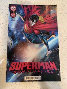 Superman Son of Kal-El Number 1 Tom Taylor (2021) DC Comics Second Printing