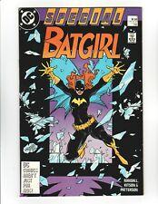 Batgirl Special # 1 - Last Batgirl story before Killing Joke - 9.2 Near Mint -