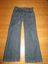 Pantalon en jean,bleu,T8/9ans,marque Okaou,TBE