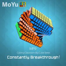 MYMF MF9 9x9x9 Speed Magic Cube Professional Twist Puzzle Funny Toys Black