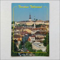 Greetings from Tallinn Postcard (P372)