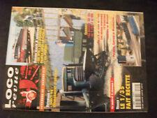 **o Loco Revue n°619 Les BB MTE / Bercy 98 / Amélioration Portes autos au 1/87