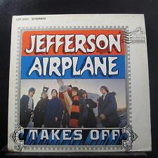 Jefferson Airplane - Takes Off LP VG LSP 3584 RCA Victor Stereo 1st Vinyl Record
