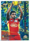 2016 Select Footy Stars Hot Numbers (HN61) Jack MARTIN Gold Coast