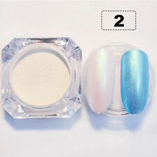 2g/Box BORN PRETTY Nail Art Glitter Pearl Effect Powder Dust Manicure Shining