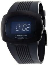 H52585339 Hamilton Pulsomatic Automatic Digital Mens Black Watch