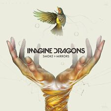 Imagine Dragons - Smoke + Mirrors (Deluxe) (NEW CD)