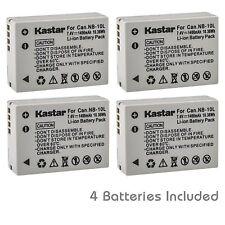 NB-10L Battery for Canon PowerShot G1 X G3 X G15  G16, SX40 HS, SX50 HS, SX60 HS