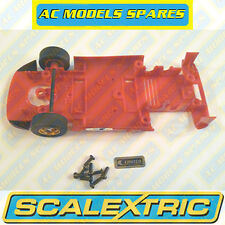 W9396 Scalextric Spare Underpan & Front Axle Assembly Ferrari 330 P4