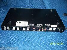 Elan Z600 Comunications Controller Com 1 Telephone Unit Tested  Non Rack