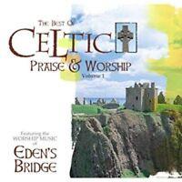 "New! EDEN'S BRIDGE ""Best Of Celtic Praise & Worship Vol. 1"" (CD 2003) SEALED OOP"