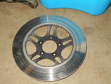 honda cm400c cm400a automatic front wheel brake disc rotor 1979 1980 cm400t 1981