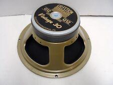 """Celestion Vintage 30 12"""" Speaker 444 Cone Guitar Loudspeaker 16 OHM Cab G12 #6"""