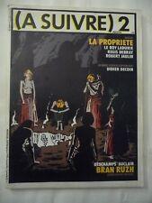 A Suivre N° 2 Mars 1978 Pratt Tardi Bran Ruzh edit Casterman