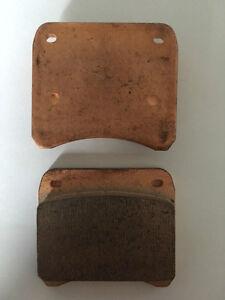 Brake pads for Grimeca GM1 Caliper EBC Sintered