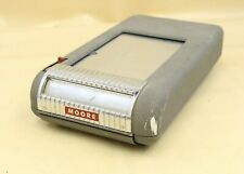 Vintage Art Deco Chrome Amp Metal Moore Cheque Writer Business Tool