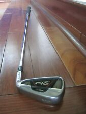 Titleist 712 AP1 6 Iron Dynalite Gold R300 Regular Flex Shaft Midsize Grip