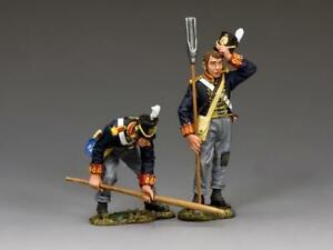 NA340 - Gunner Set A - French Napoleonics - King & Country