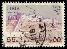 Architecture Libyan Stamps