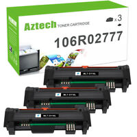 3PK Toner Compatible for Xerox 106R02777 WorkCentre 3215 3225 Phaser 3260 3052
