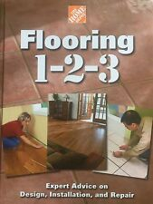 The Home Depot Flooring 1-2-3 Hard Cover Book
