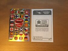 Panini EURO 2020 Pearl Edition Coca Cola Impossible Sticker aus Coca Cola Tüte