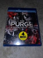 Purge: 4-Movie Collection [New Blu-ray] Boxed Set Brand New Sealed