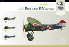 Arma Hobby Model kit 70014 1:72nd Scale Fokker E.V Lozenge Limited Edition set