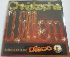 "CHRISTOPHE WILLEM - CD SINGLE 4 TITRES ""QUELLE CHANCE"" (B.O. ""DISCO"") - NEUF"