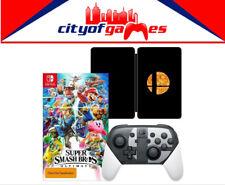Super Smash Bros. Ultimate Special Ed Nintendo Switch SWI Brand New Pre Order
