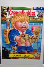 GARBAGE  PAIL  KIDS  -  DONALD  DUMP     11x14 PHOTO  REPRINT  Poster Print