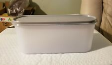 New TUPPERWARE Modular Mate Super Oval #2 W/GREY SEAL 7 1/2 Cup  FREE US SHIP